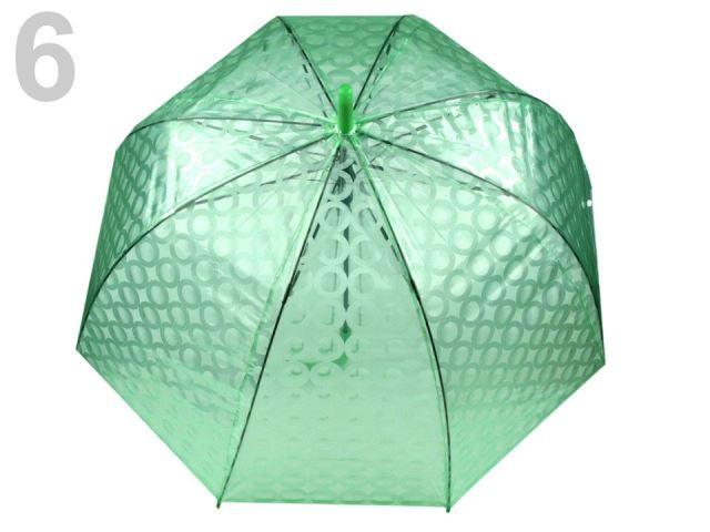 3cd5054aa Módne doplnky   Dámsky dáždnik rúčkou vystreľovací priehľadný   www ...